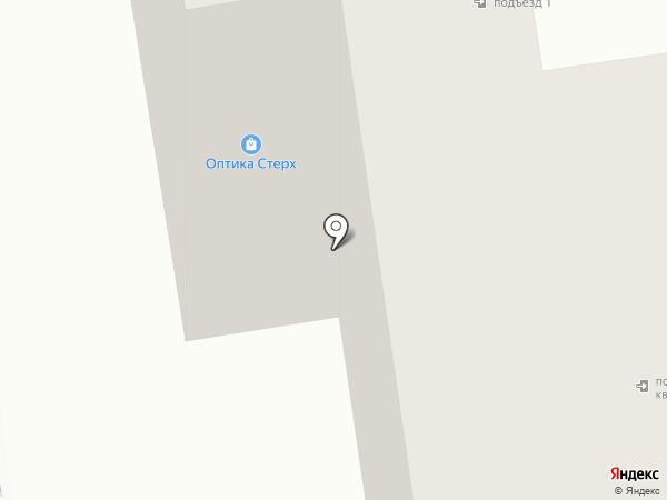 Магазин Горящих Путевок на карте Тамбова