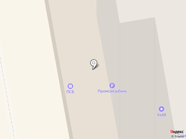 Импульс на карте Тамбова