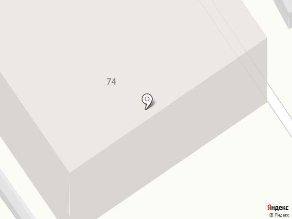 Тамбовская казначейша на карте Тамбова