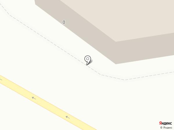 Тамбовский государственный драматический театр на карте Тамбова