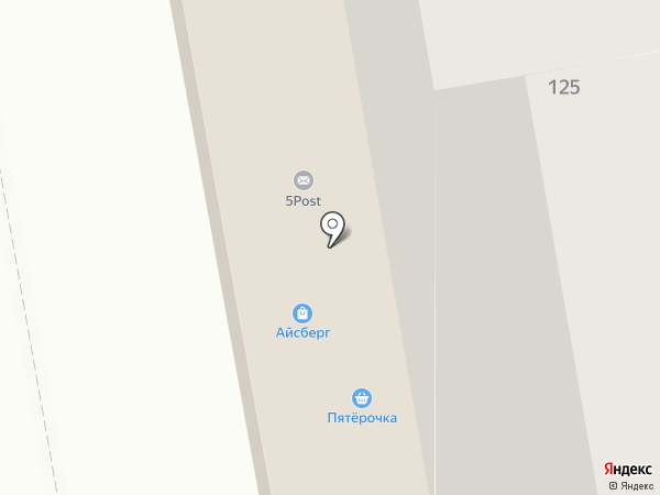 ВСК, САО на карте Тамбова