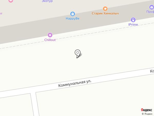 Л`Этуаль на карте Тамбова