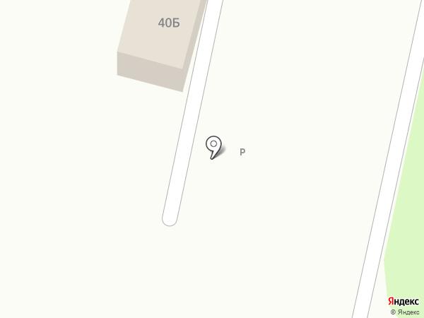 Магазин продуктов на карте Строителя