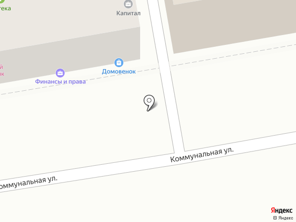 Элита на карте Тамбова