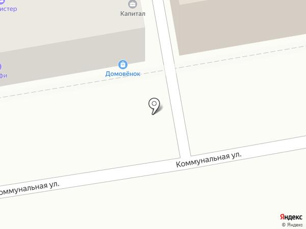 Премьер на карте Тамбова