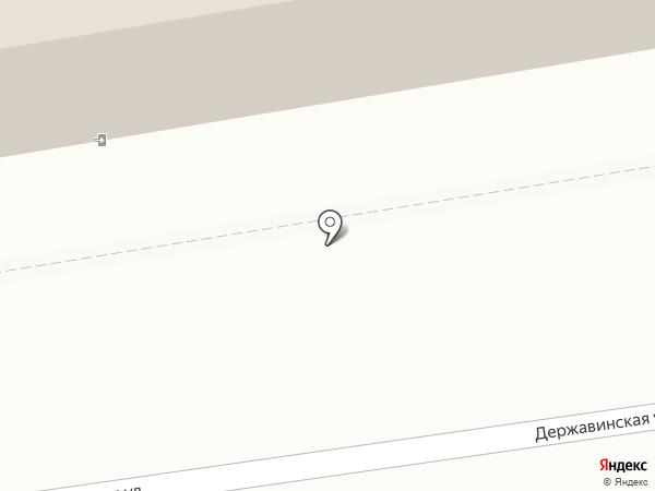 Клуб коллекционеров на карте Тамбова