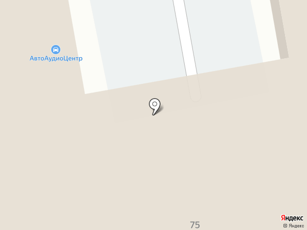 Автоаудиоцентр на карте Тамбова