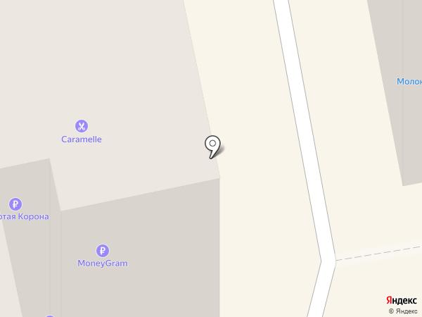 Caramelle на карте Тамбова