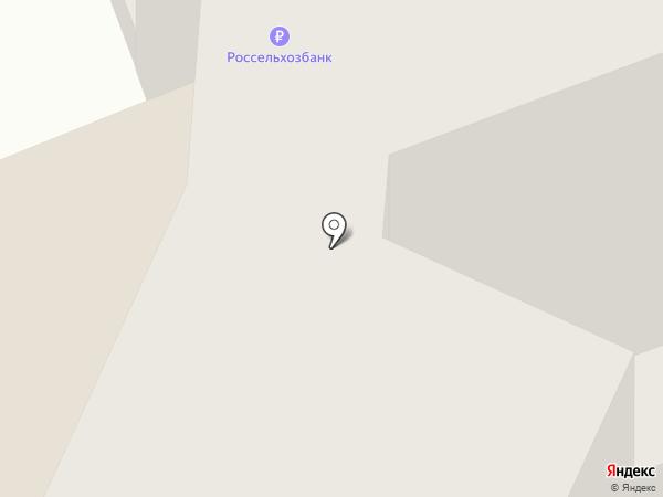 Банкомат, Россельхозбанк на карте Тамбова