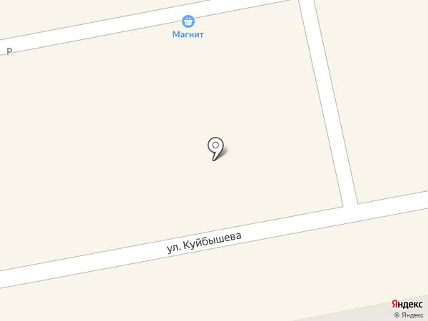 Магазин по продаже кондитерских изделий на карте Тамбова