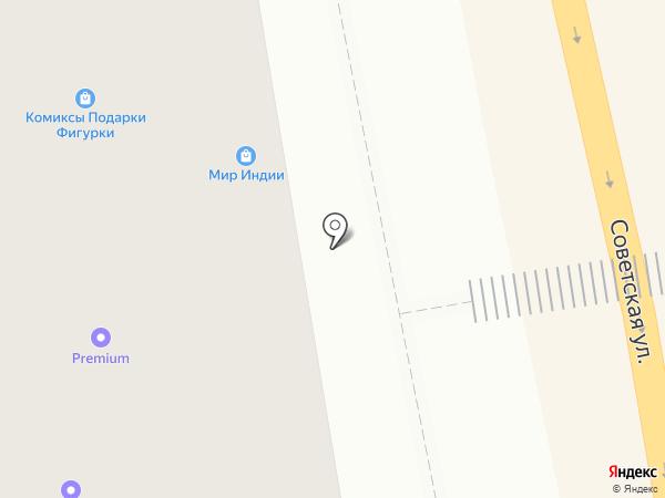 Смешные цены на карте Тамбова