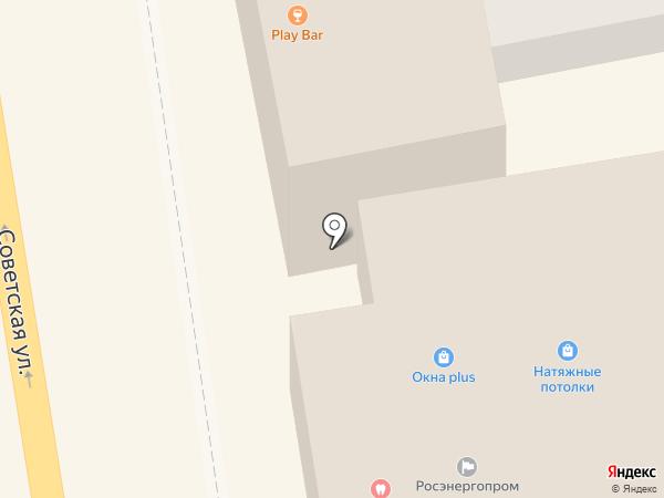 Artel Studio Architects на карте Тамбова