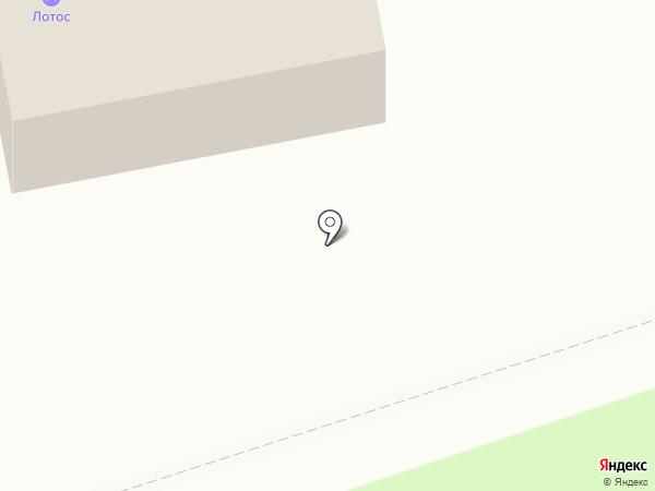 Электра на карте Тамбова