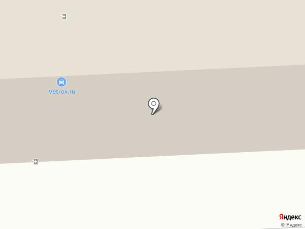 Отдел Военного комиссариата Тамбовской области по Тамбовскому району на карте Тамбова