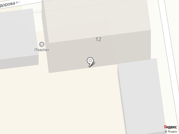 iTeacher на карте Тамбова