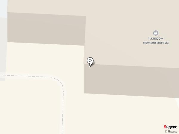Отделение почтовой связи на Студенецкой набережной на карте Тамбова