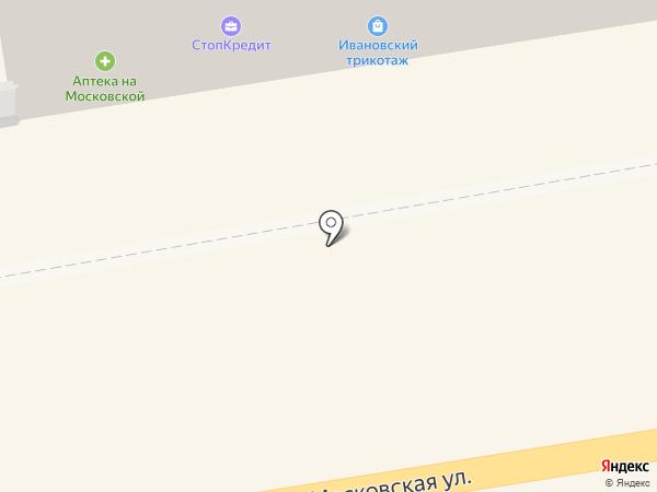 Кондитер на карте Тамбова