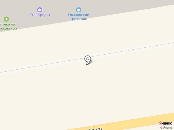 Сток бытовой техники на карте Тамбова