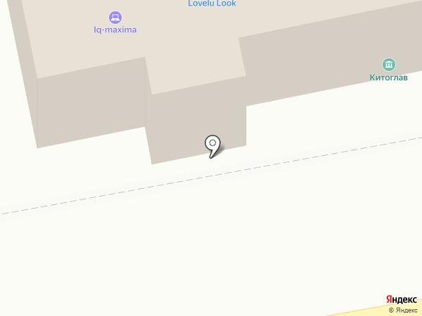 Федерация на карте Тамбова