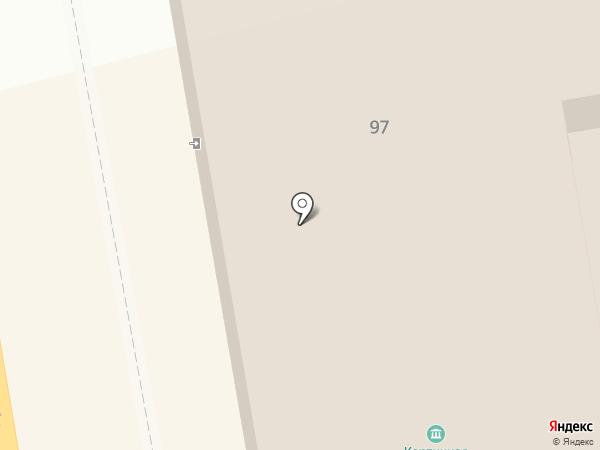 Тамбовская областная картинная галерея на карте Тамбова