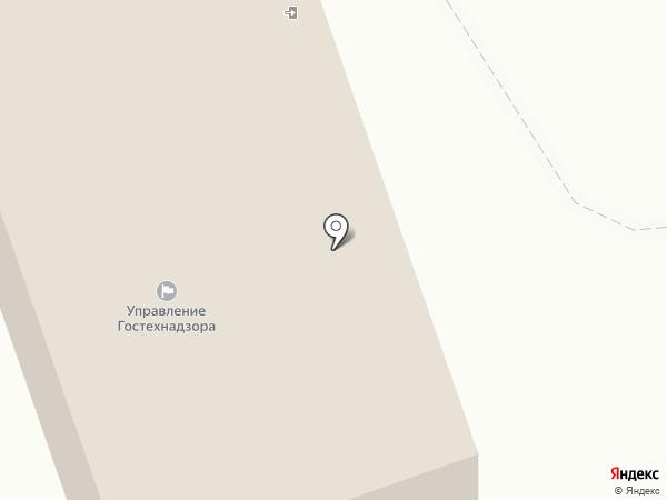 Уполномоченный по правам ребенка в Тамбовской области на карте Тамбова