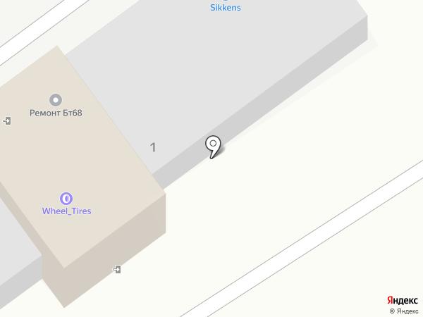 КолорМастер на карте Тамбова