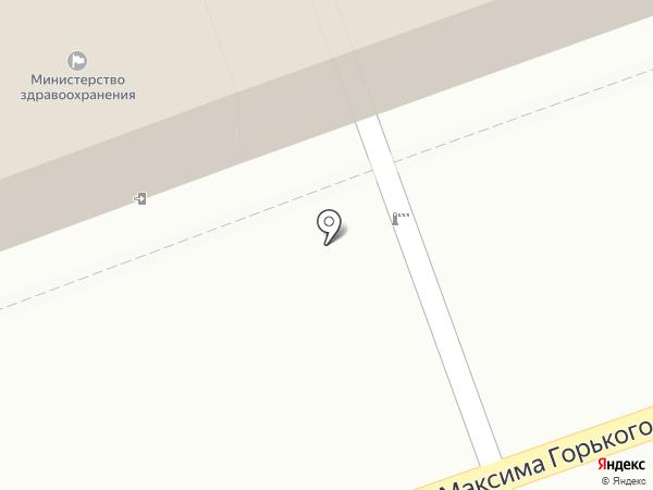 Управление здравоохранения Тамбовской области на карте Тамбова