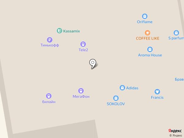 C Store на карте Тамбова