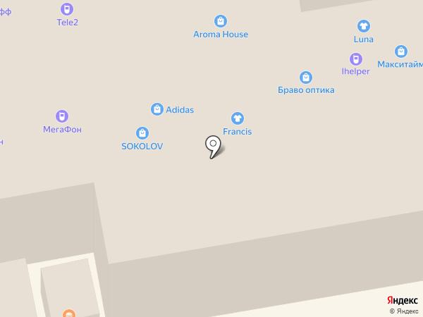 Flowers на карте Тамбова