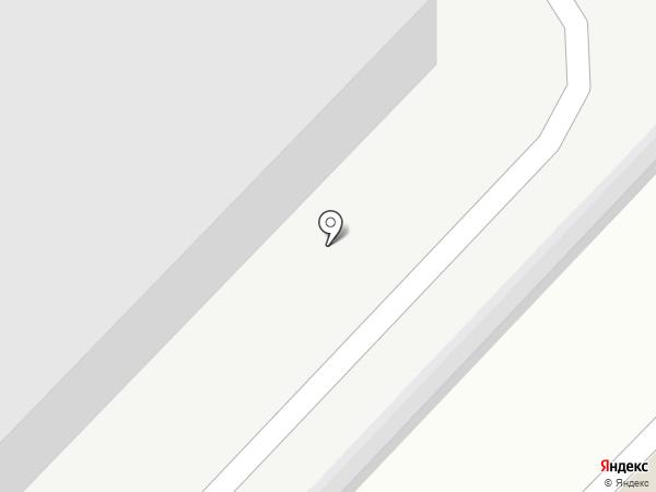Город на Цне на карте Тамбова