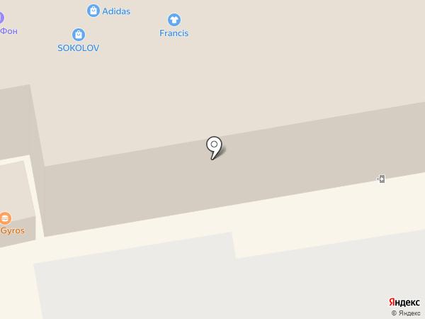 Francis на карте Тамбова