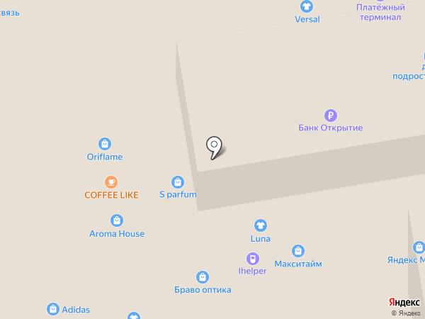 Coffee Break на карте Тамбова