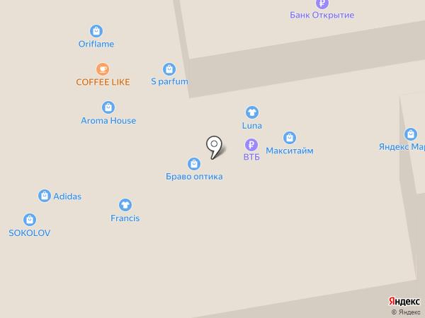 Jolie boutique на карте Тамбова