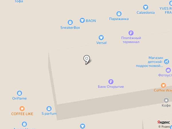 Baon на карте Тамбова