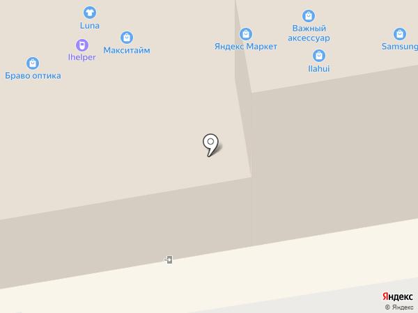 DiLusso на карте Тамбова