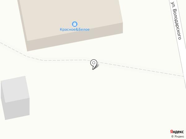 Есть всё на карте Тамбова