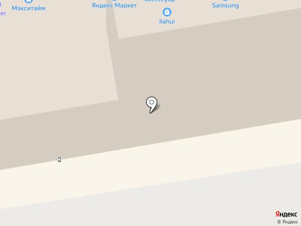 Веселая затея на карте Тамбова