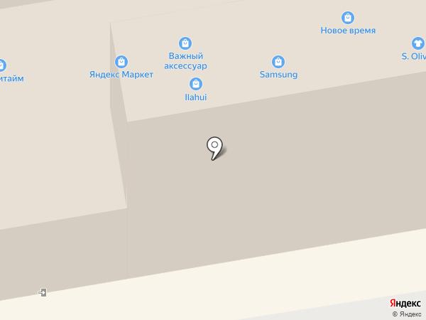 Важный аксессуар на карте Тамбова