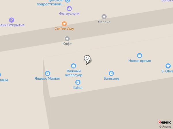Coffe Way на карте Тамбова