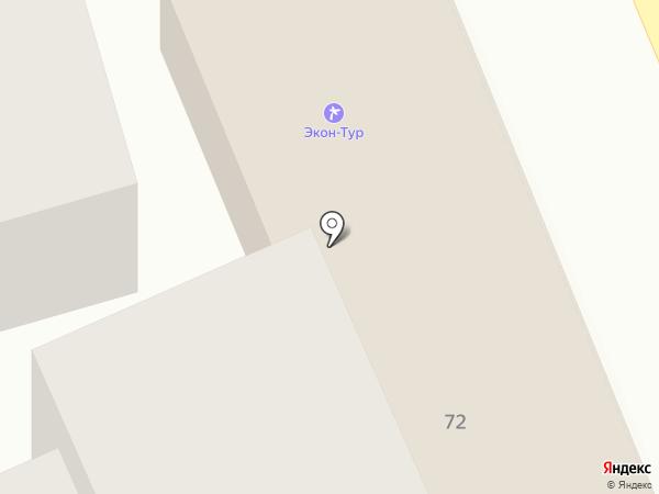 Гермес на карте Тамбова