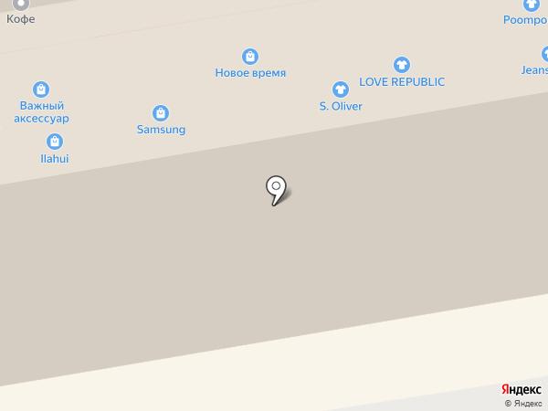 Новое время на карте Тамбова