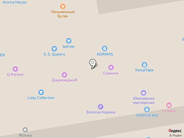 mr.Gyros на карте Тамбова
