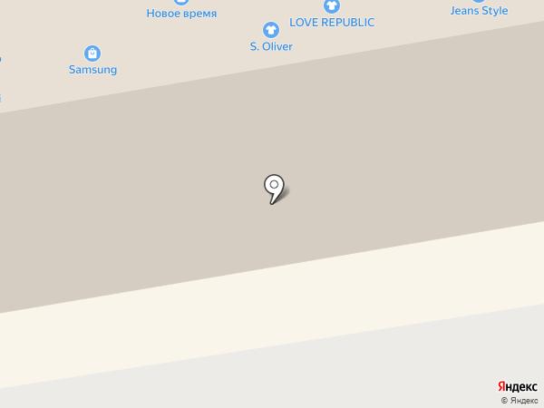 Top style на карте Тамбова