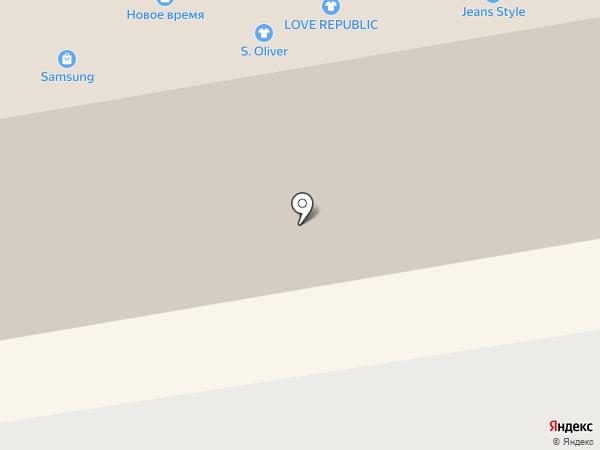 Acoola на карте Тамбова