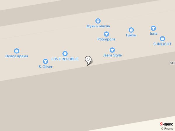 Smart store на карте Тамбова