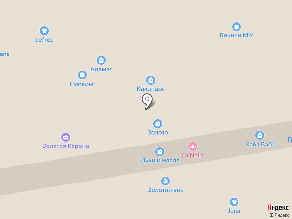 Котофей на карте Тамбова