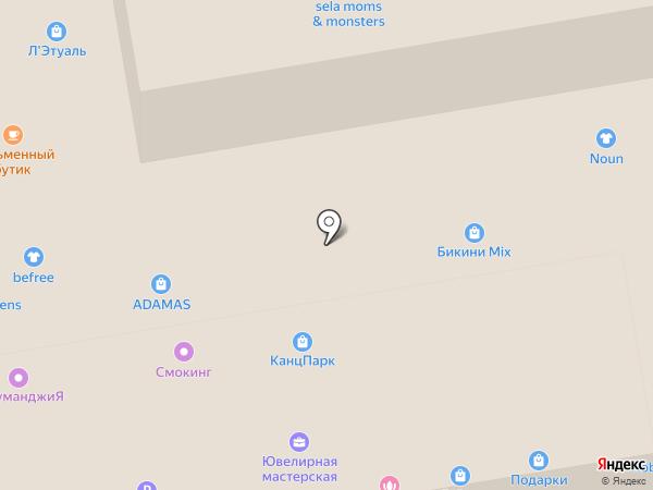 SELA на карте Тамбова