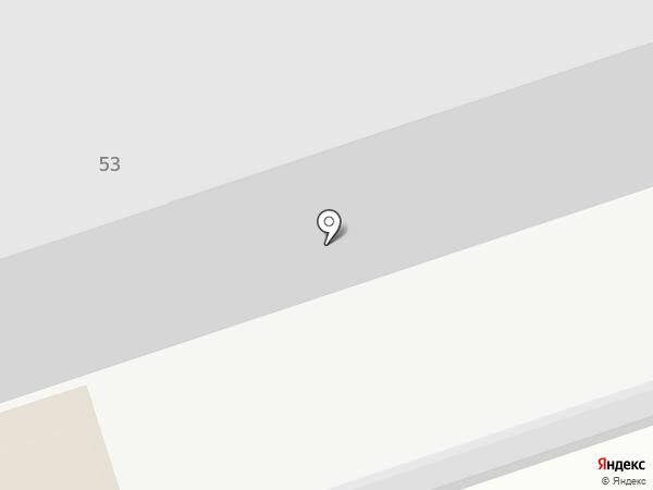 Тамбовский хлебокомбинат на карте Тамбова