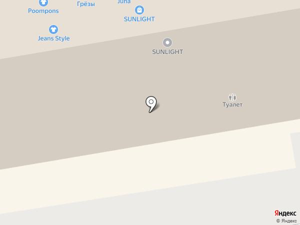 Barcelo Biagi на карте Тамбова