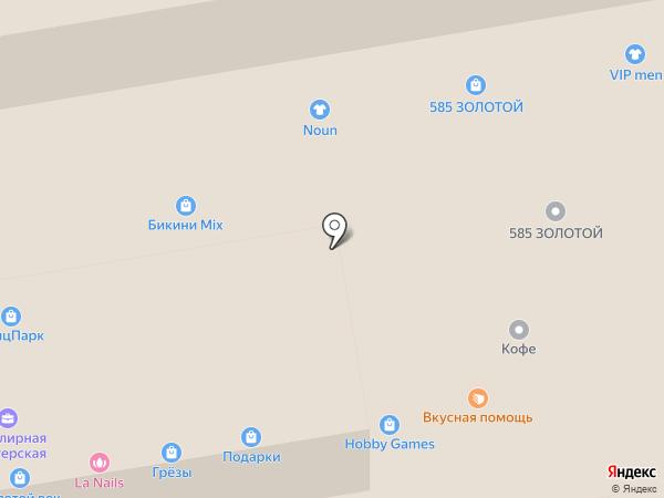 Concept Club на карте Тамбова
